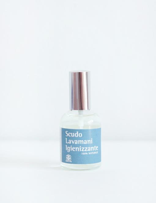 Lavamani Igienizzante Naturale: Scudo - 50 ml - Olfattiva