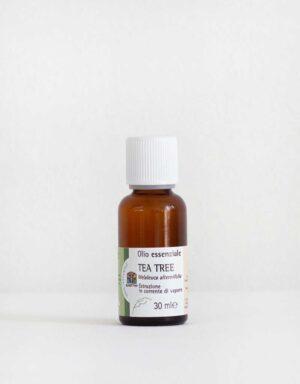 Olio essenziale Formato Famiglia: Tea Tree - 30 ml - Olfattiva