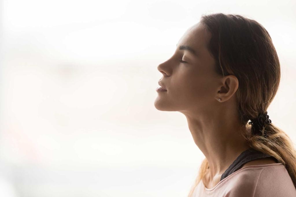 Rimedi naturali per l'ansia - Olfattiva