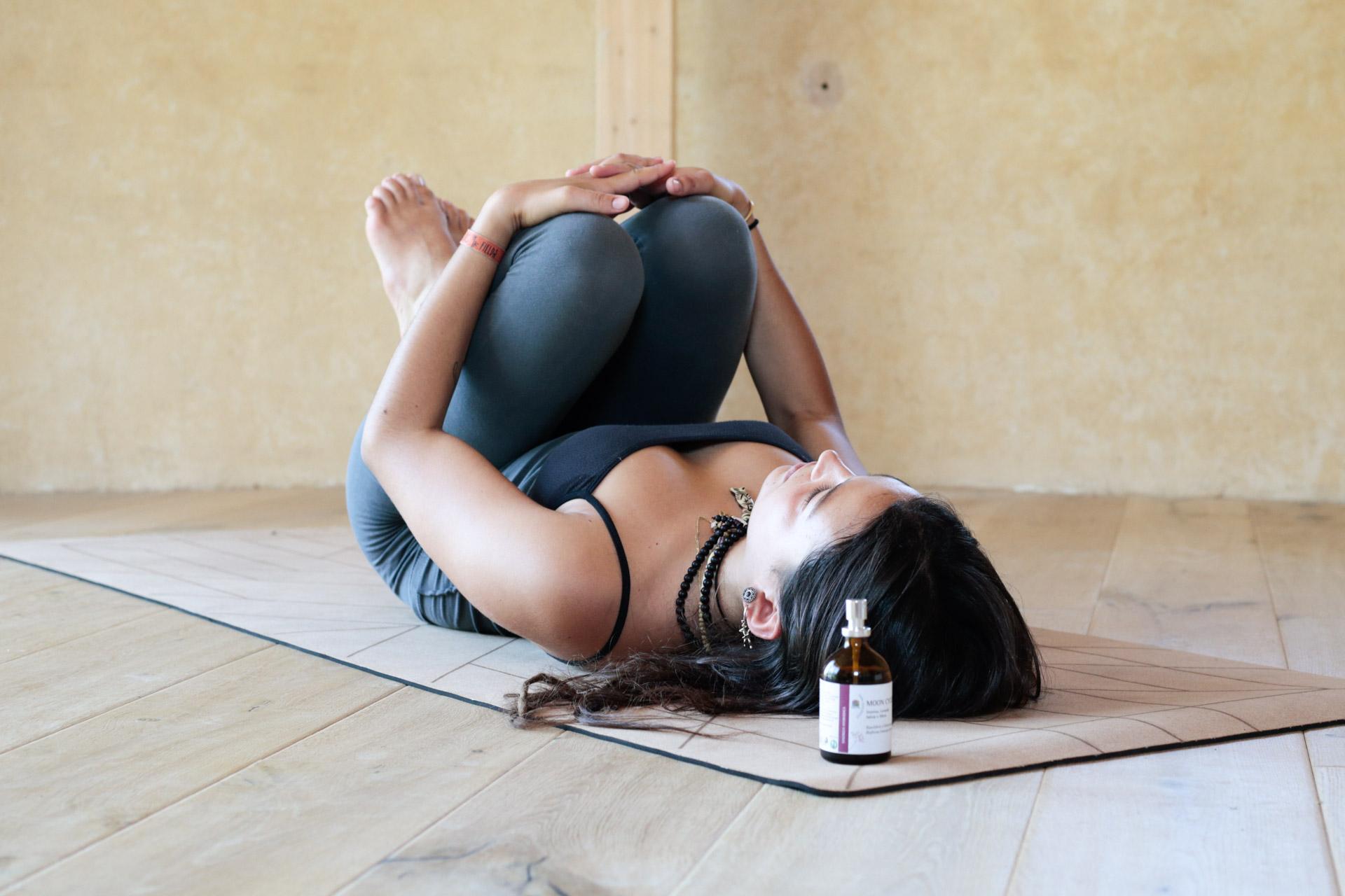 aromaterapia e yoga
