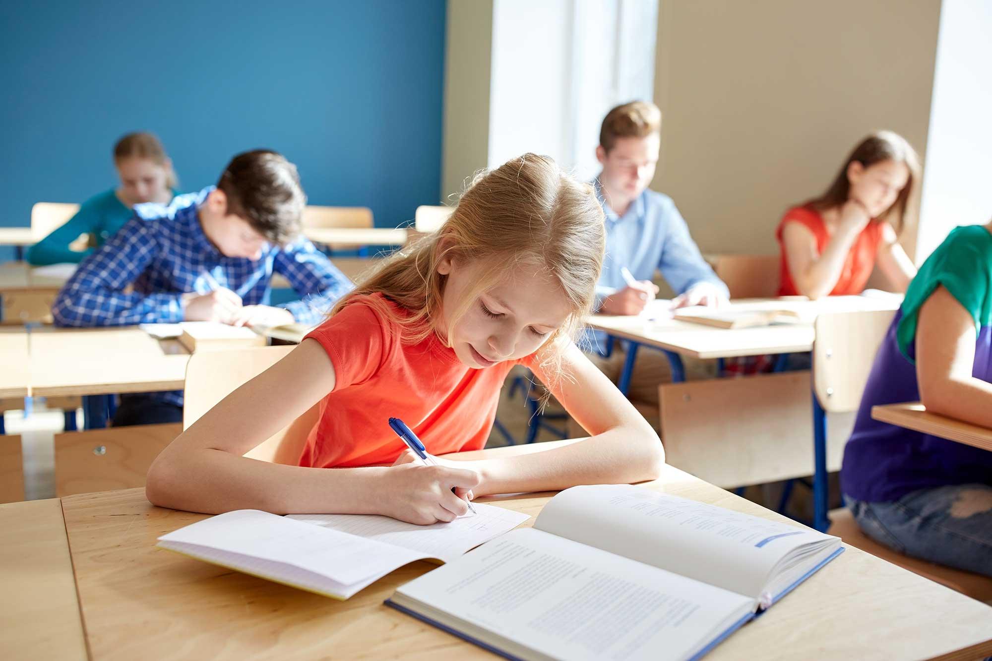 oli essenziali per superare l'ansia a scuola - Olfattiva