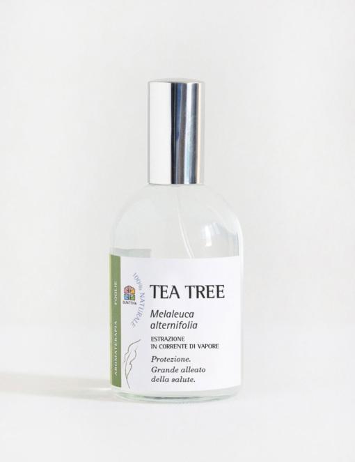 Tea tree: Spray per Aromaterapia con Olio essenziale -Olfattiva