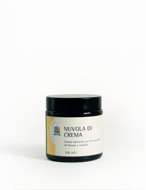 Crema Corpo Naturale: Nuvola di Crema - 100 ml - Olfattiva