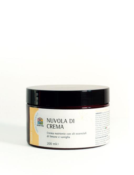 Crema Corpo Naturale: Nuvola di Crema - 200 ml - Olfattiva
