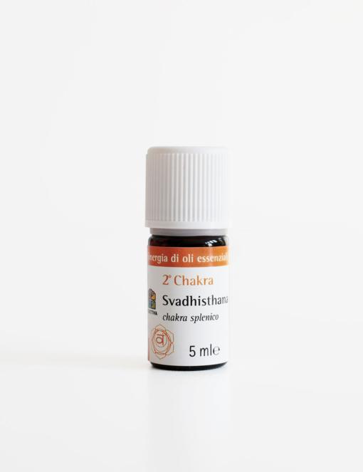 Sinergia di oli essenziali Svadhistana per il Secondo Chakra