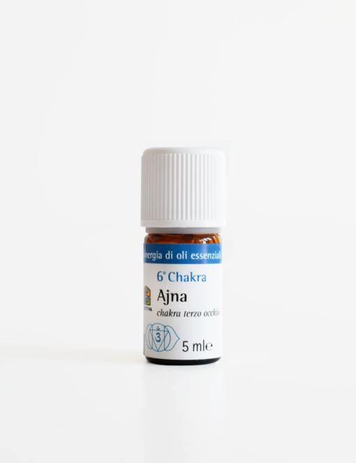 Sinergia di oli essenziali Ajna per il Sesto Chakra