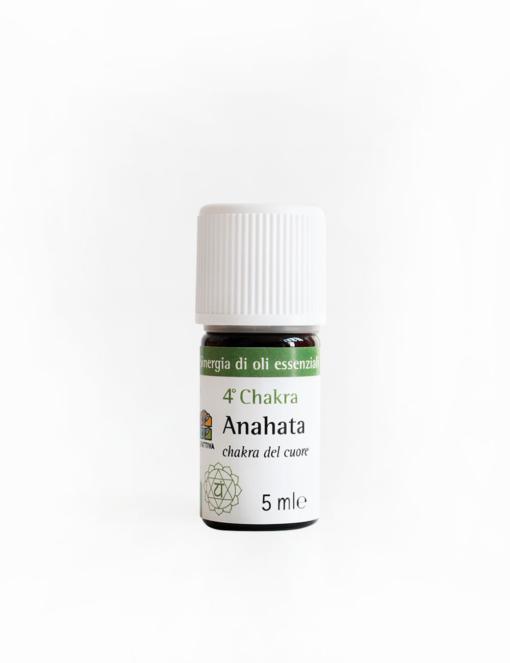 Sinergia di oli essenziali Anahata per il Quarto Chakra