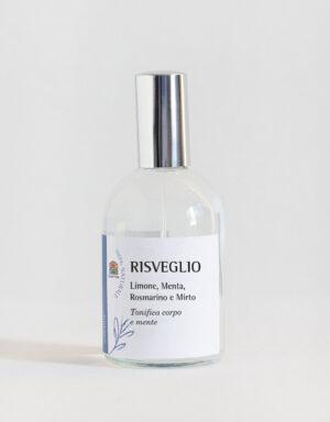Risveglio: Spray per Aromaterapia -Olfattiva