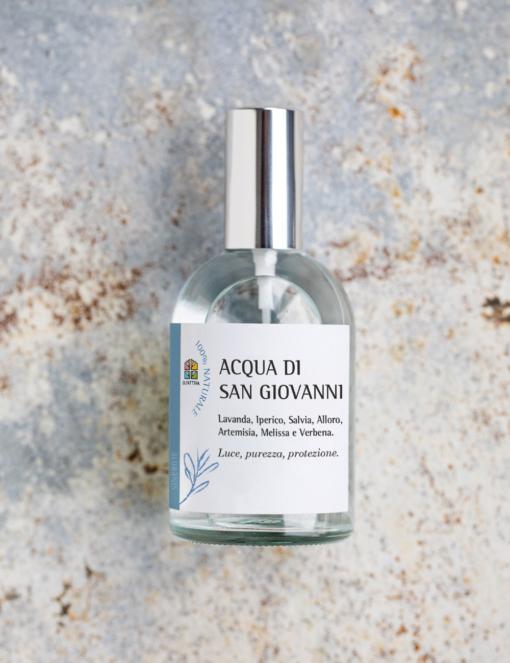 Profumo Naturale Acqua di San Giovanni: con Oli Essenziali - Olfattiva